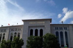 Yankee Stadium:  Yankees v. Red Sox